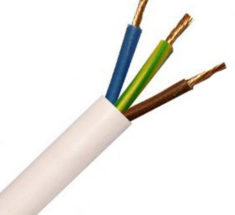 318Y PVC flex | h05vv-f harmonised cables