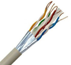 Cat6 FTP 4 pair 24 awg cables
